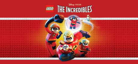 LEGO® The Incredibles Cover Image