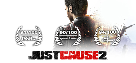Just Cause 2 Cover Image