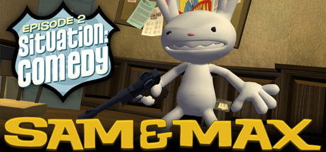 Sam & Max 102: Situation: Comedy Cover Image