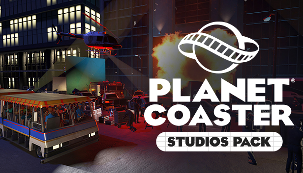 Planet Coaster - Studios Pack on Steam