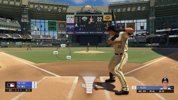 R.B.I. Baseball 20 screenshot