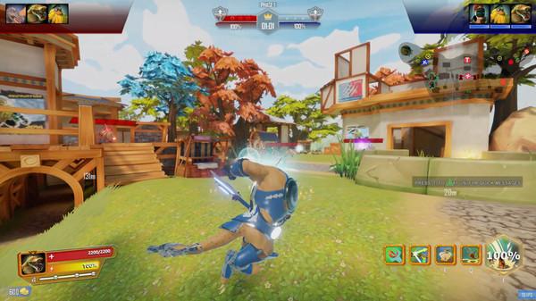 Скриншот №3 к Clash Mutants Vs Pirates