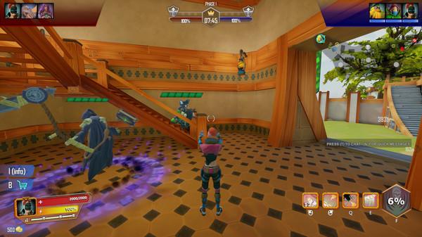 Скриншот №9 к Clash Mutants Vs Pirates