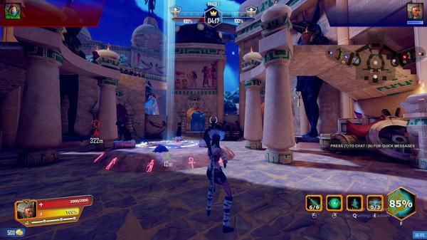 Скриншот №4 к Clash Mutants Vs Pirates