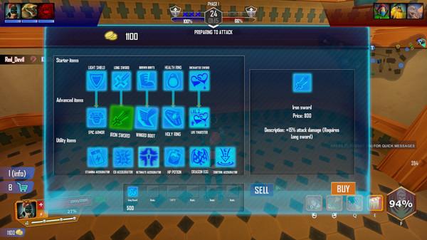 Скриншот №8 к Clash Mutants Vs Pirates