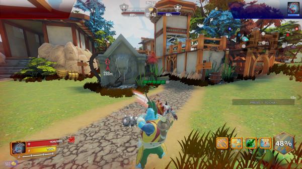 Скриншот №7 к Clash Mutants Vs Pirates