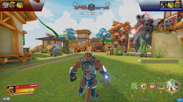 Скриншот №6 к Clash Mutants Vs Pirates