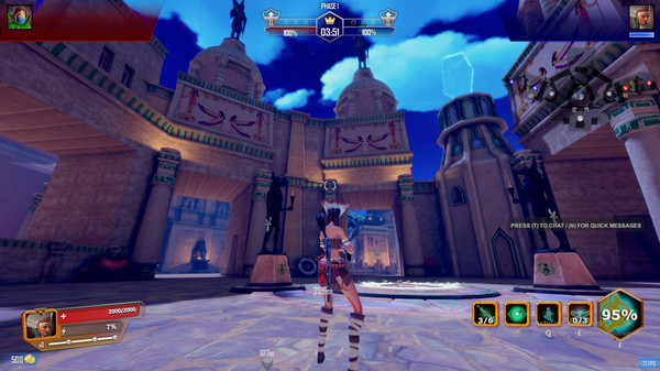 Скриншот №2 к Clash Mutants Vs Pirates