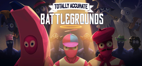 Totally Accurate Battlegrounds Cover Image