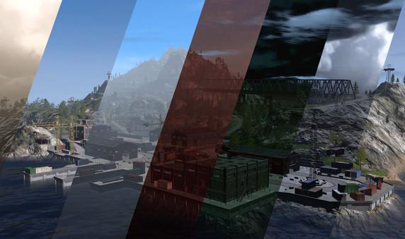 Screenshot of Virtual Battlegrounds