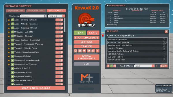 Скриншот №12 к KovaaK 2.0