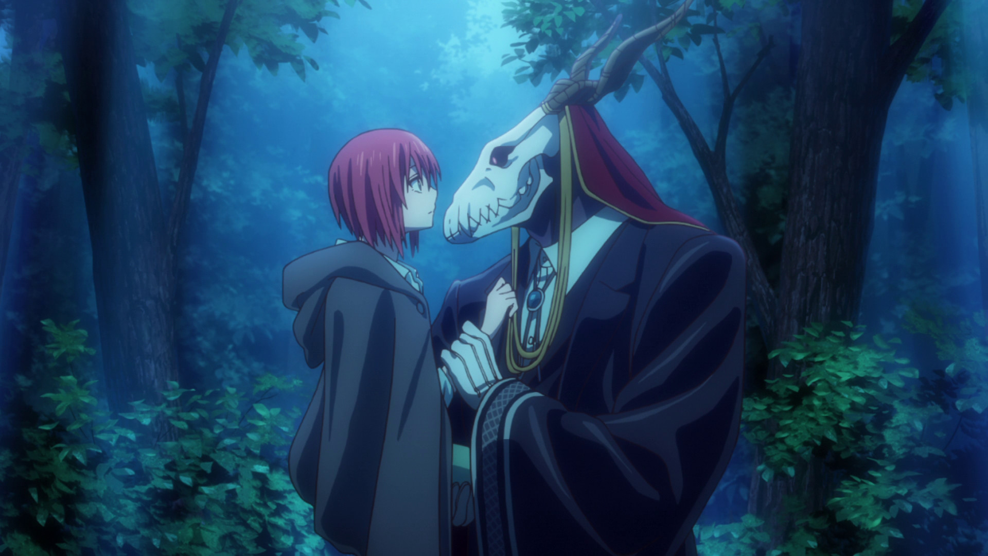 The Ancient Magus Bride Steam Discovery