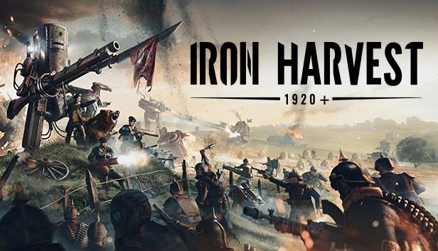 Iron Harvest no Steam
