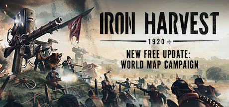 Iron Harvest Free Download (Incl. ALL DLC) v1.1.4.2102.rev.46829