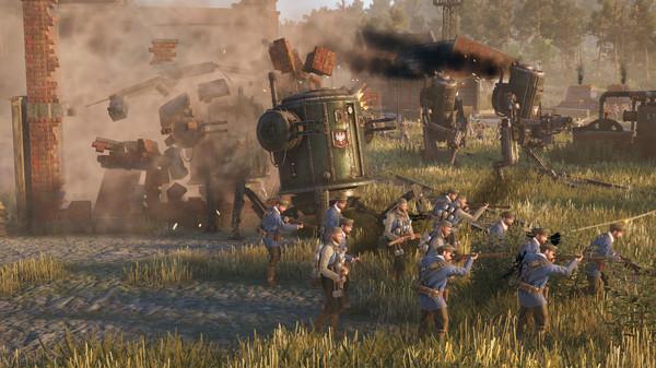 Скриншот №12 к Iron Harvest
