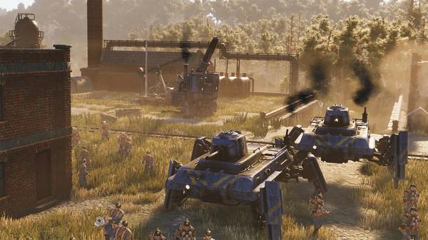 Скриншот №17 к Iron Harvest