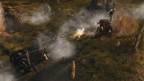 Скриншот №21 к Iron Harvest