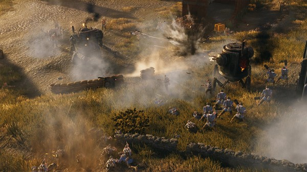Скриншот №18 к Iron Harvest