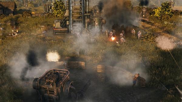 Скриншот №20 к Iron Harvest