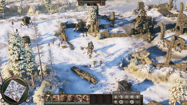 Скриншот №7 к Iron Harvest