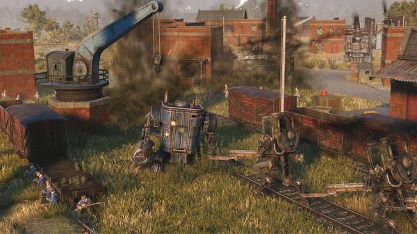 Скриншот №19 к Iron Harvest