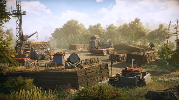 Скриншот №5 к Iron Harvest