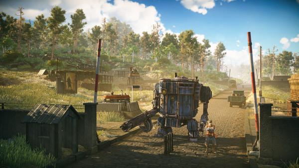 Скриншот №6 к Iron Harvest
