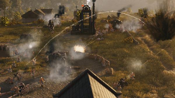 Скриншот №8 к Iron Harvest