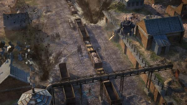 Скриншот №25 к Iron Harvest