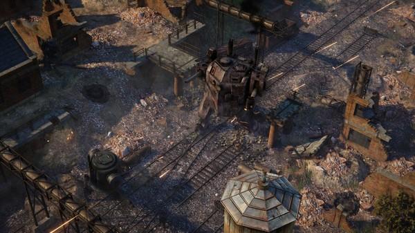 Скриншот №22 к Iron Harvest
