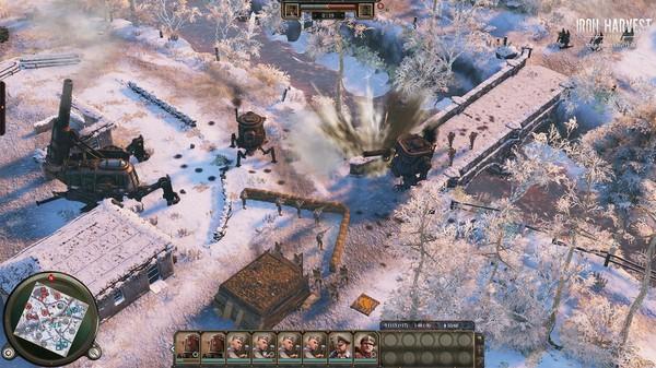 Скриншот №23 к Iron Harvest