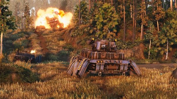 Скриншот №26 к Iron Harvest