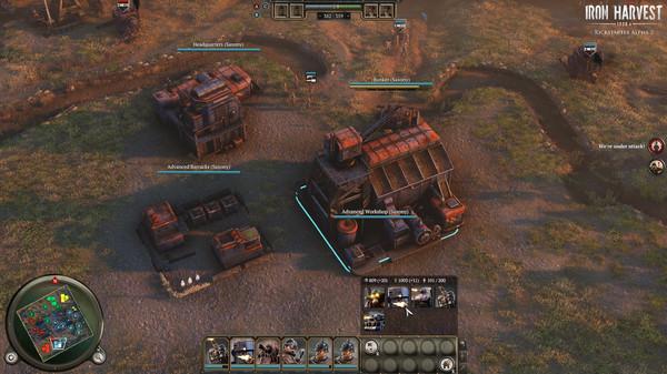 Скриншот №9 к Iron Harvest