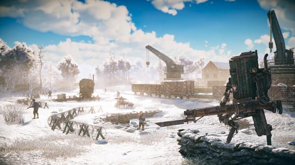 Скриншот №4 к Iron Harvest