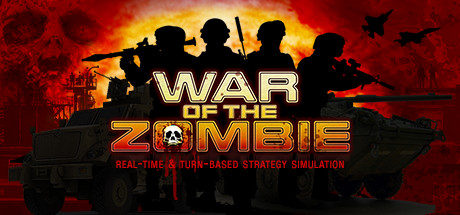 War Of The Zombie Cover Image