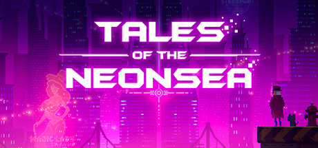 Tales of the Neon Sea Cover Image