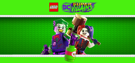 LEGO® DC Super-Villains Cover Image