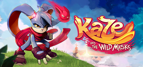 Kaze and the Wild Masks Cover Image