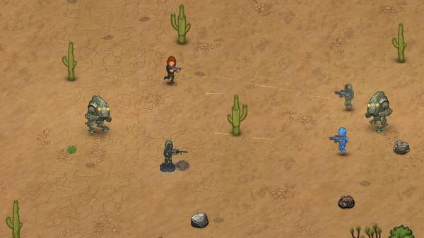 Screenshot of CryoFall