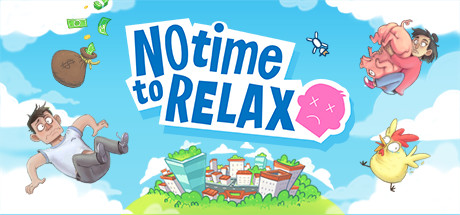 No Time to Relax Cover Image