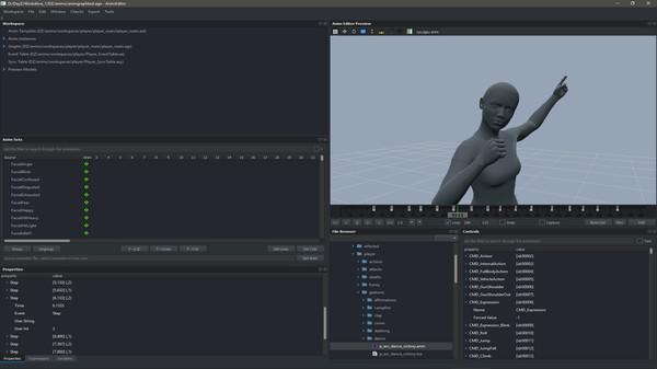 Скриншот №1 к DayZ Tools