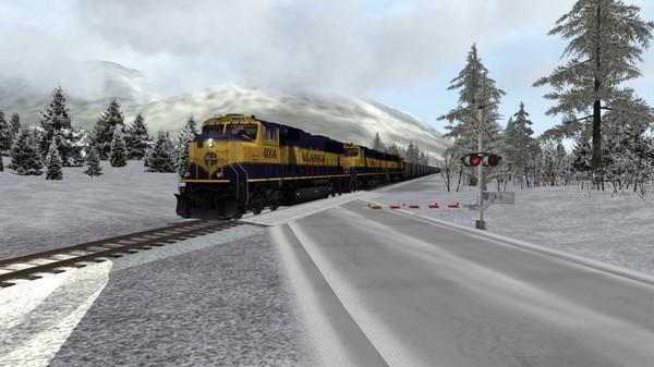 скриншот TS Marketplace: Alaska Railroad Scenario Pack 01 2