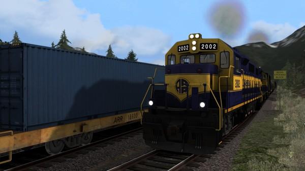 скриншот TS Marketplace: Alaska Railroad Scenario Pack 01 4