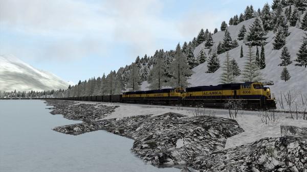 скриншот TS Marketplace: Alaska Railroad Scenario Pack 01 0