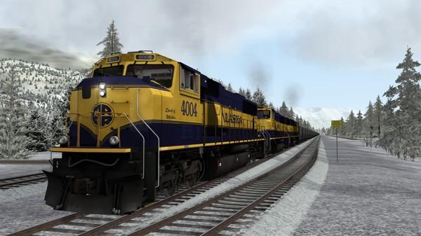 скриншот TS Marketplace: Alaska Railroad Scenario Pack 01 3