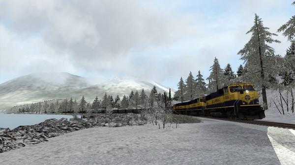 скриншот TS Marketplace: Alaska Railroad Scenario Pack 01 1