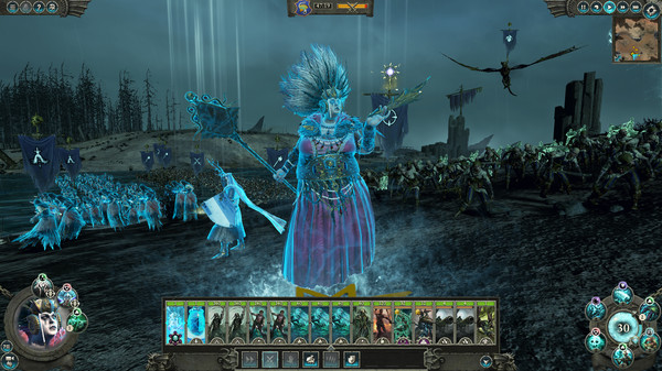 Скриншот №11 к Total War WARHAMMER II - Curse of the Vampire Coast
