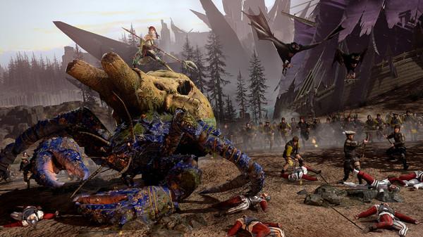 Скриншот №9 к Total War WARHAMMER II - Curse of the Vampire Coast