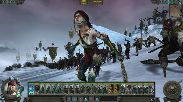 Скриншот №10 к Total War WARHAMMER II - Curse of the Vampire Coast