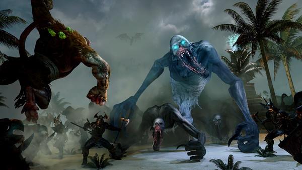 Скриншот №8 к Total War WARHAMMER II - Curse of the Vampire Coast
